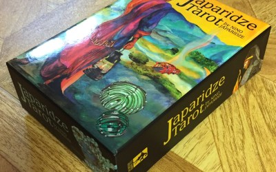 Japaridze Tarot Card Deck Review