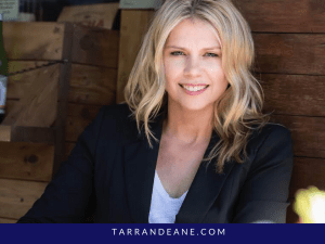 About the Author- Tarran Deane the Alphabet Principle Your A-Z Guide to Being a Compelling Leader for Real Life at Work - Speaker, Keynote COnference Speaker, PCO Speaker, MICE Speaker, Bureau Speaker, Associations Speaker