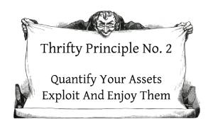 Quantify Your Assets