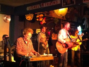 Cory Morrow Band at Railroad Blues.