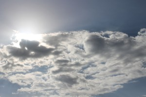 Sun & Clouds.