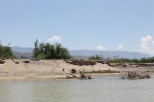 The Rio Grande. Rio Grande del Norte. Rio Bravo.