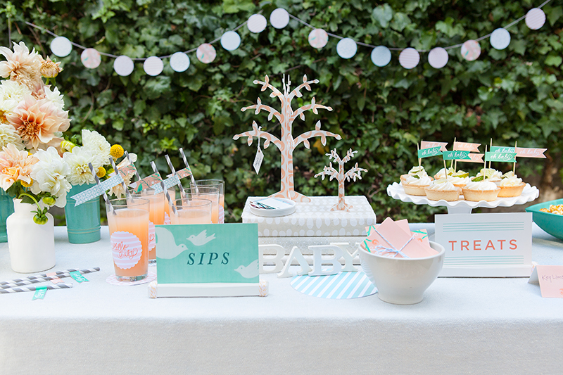 Mrs Party Planner Personalized Party Decor \u2014 Taryn Cox The Wife