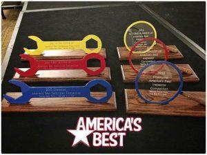 Americast Best 2015 awards
