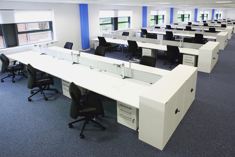 Office Fit Out Manchester Office Refurbishment North West