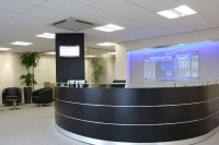 Office Reception Design & Furniture across the North West