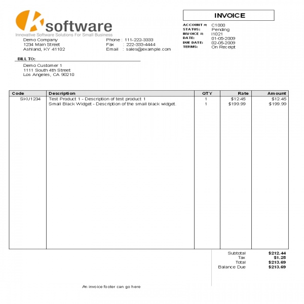 Invoice Template With Logo task list templates - invoice template with logo