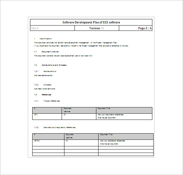 template for project planning in excel