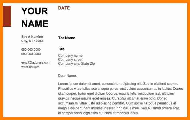 Resume Format Template Google Docs - Resume Examples ...