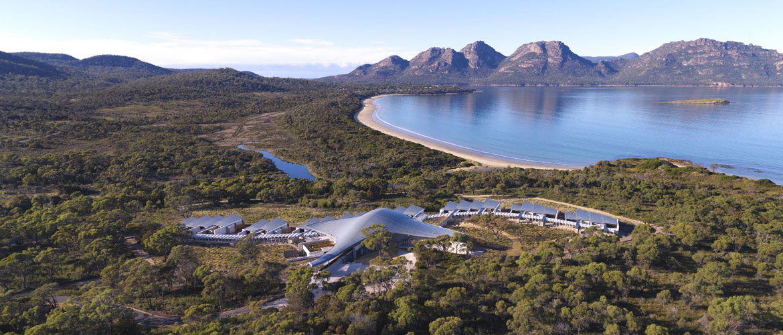 Luxury Accommodation Tasmania - Saffire Freycinet