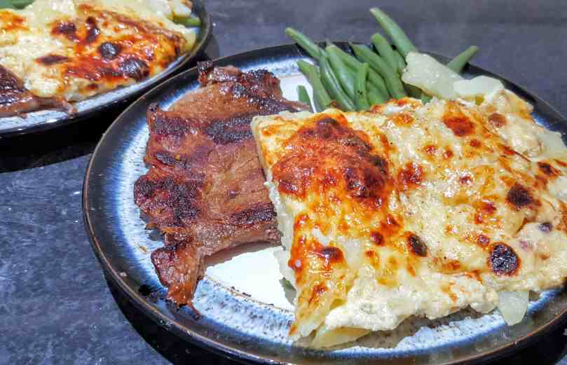 Slimming World Syn Free Delicious Dauphinoise Recipe ...