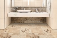 Natural stone flooring choices for your Spanish bathroom ...