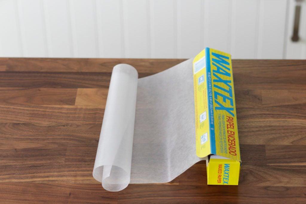 13 Genius Wax Paper Uses Taste of Home - paper