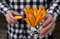 Tremendous Taco Nacho Fries Are Ir Most Successful Item Launch Ever Tasteof Home Taco Nacho Fries Are Ir Most Successful Item Launch Ever Nacho Fries Box Taco Bell Carbs Nacho Fries Box Review