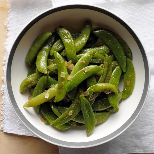 Medium Crop Of How To Cook Snap Peas
