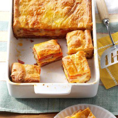 Antipasto Bake Recipe | Taste of Home