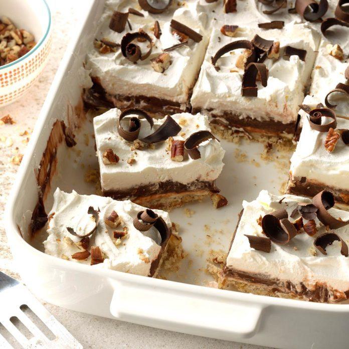 Mississippi Mud Pie Recipe Taste of Home