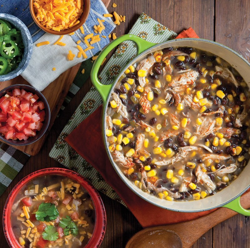 Large Of Easy Chicken Chili