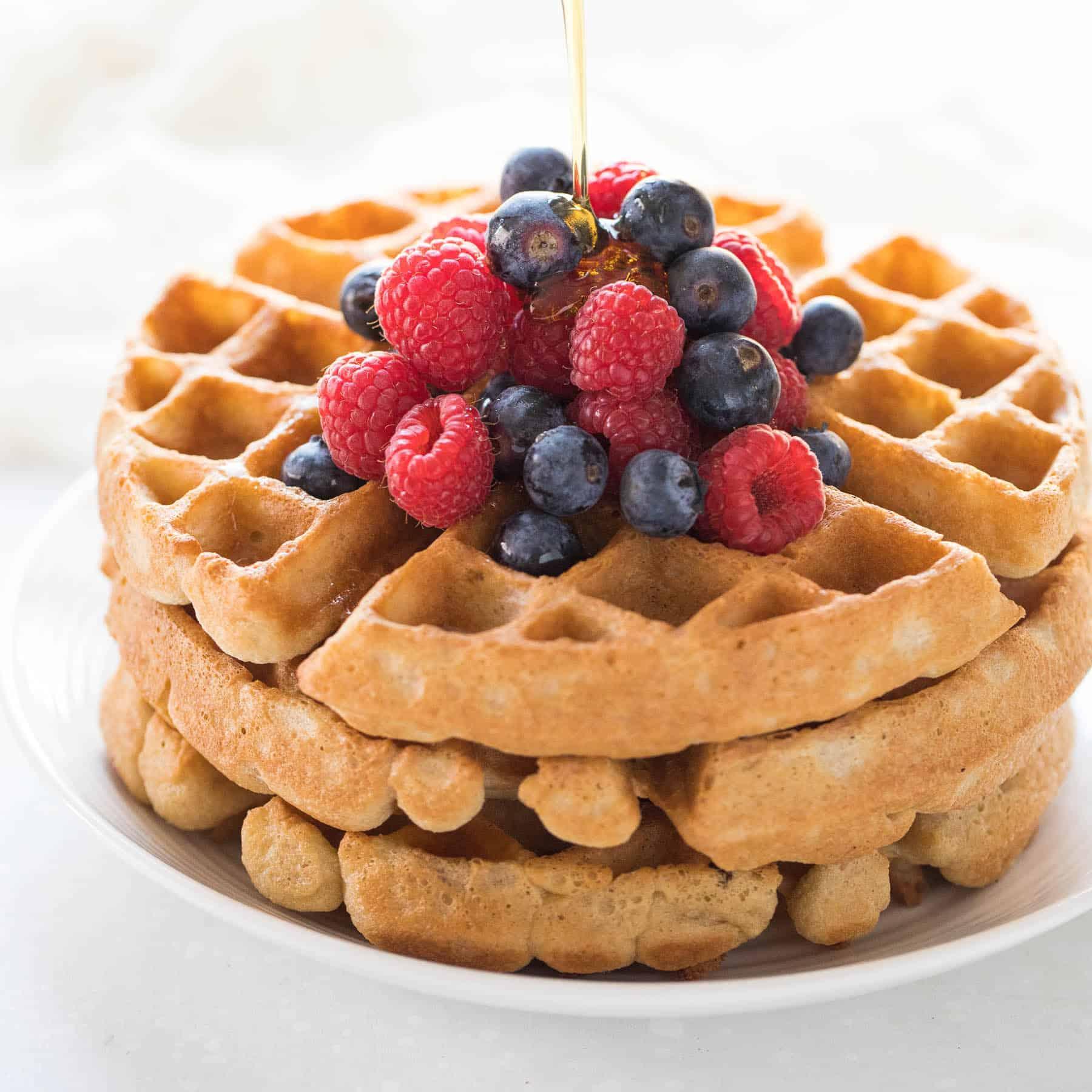 Fullsize Of Pioneer Woman Waffles