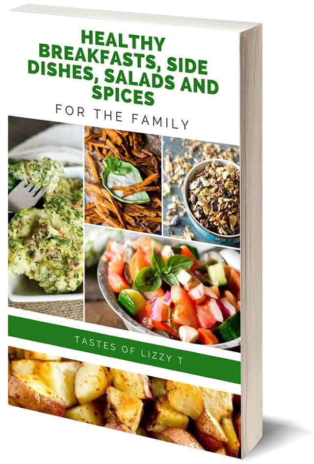 Healthy Side Dishes, Salads, and Breakfast Recipes for the Family