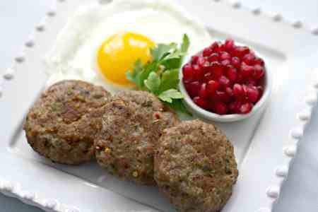 Jones Breakfast Sausage Nutritional Information