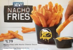 Fashionable Describing Se Nacho Taco Bell Nacho Fries Tasty Island Nacho Fries Box Taco Bell Nutrition Facts Nacho Fries Box Commercial Perhaps Followed A Milk Being Keywords