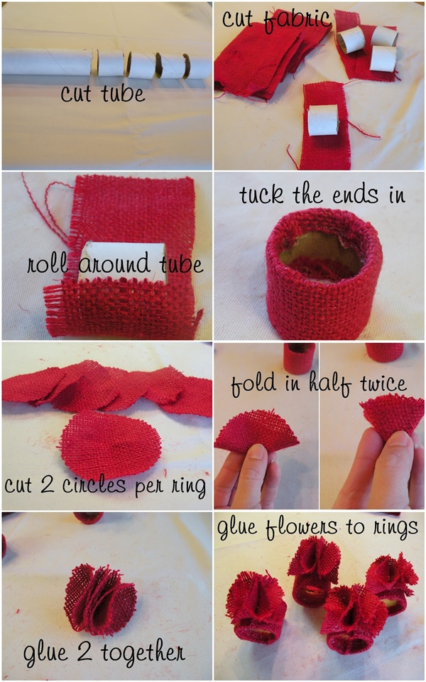 45+ Easy & Elegant DIY Napkin Ring Ideas
