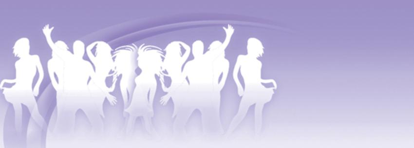 Purple Nightclub Tickets by FreshTix Ticket Printing