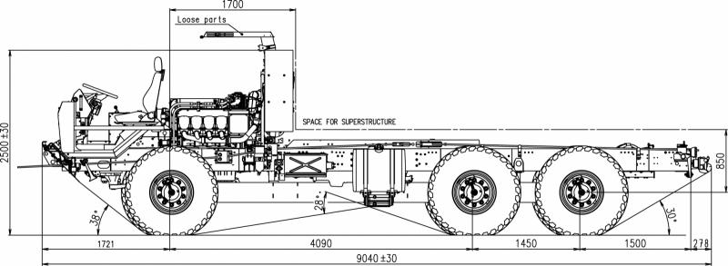 Truck Chassis Diagram - 5lgdtfhaunewtradinginfo \u2022