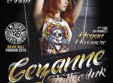 convention tatoo cezanne