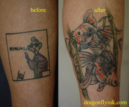 Good Tattoo Cover Ups