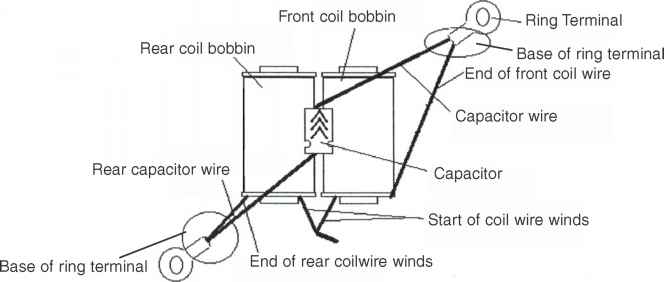 tattoo machine coil wiring diagram