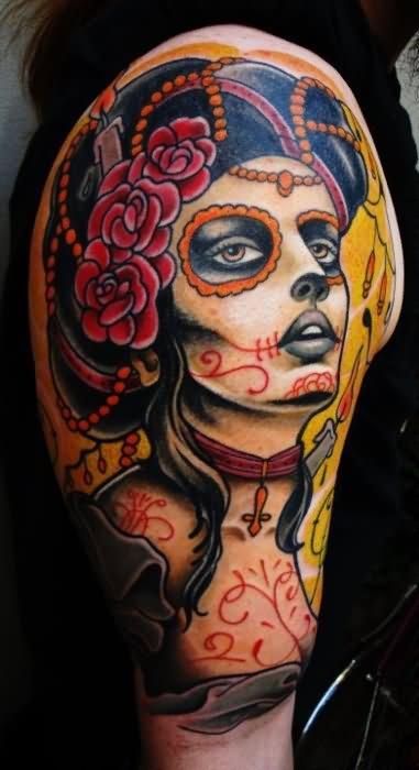 3d Celtic Cross Wallpaper Tumblr Shoulder Tattoo