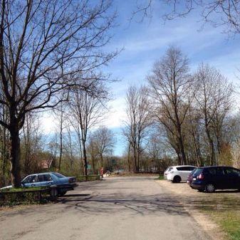 Friedberger See Parkplätze