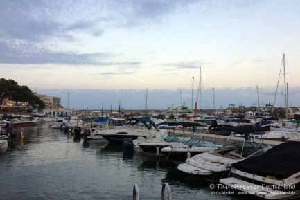 Hafen, Cala Ratjada, Mallorca
