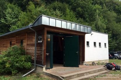 Anmeldung, Tauchen im Bergwerk Miltitz, Tauchen in Sachsen