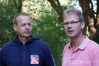 Holger Schmoldt, Tauchen im Kreidesee Hemmoor, Tauchen in Niedersachsen