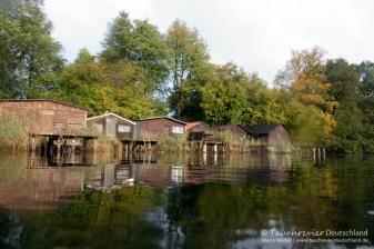Tauchen im Zansen, Tauchen in Mecklinburg-Vorpommern