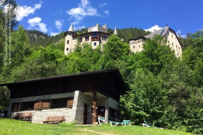 Schloss-Hotel Fernsteinsee, Tauchen im Fernsteinsee, Tauchen im Samaranger See