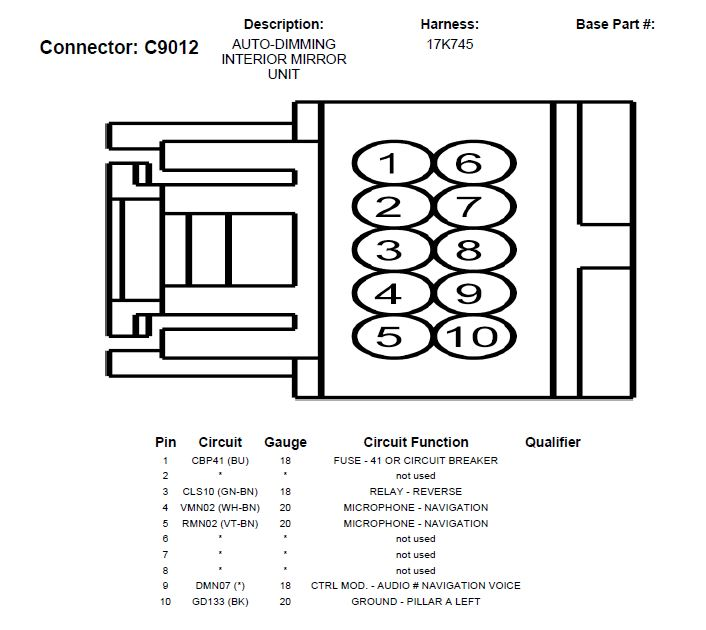 08 Mustang Fuse Box - Best Place to Find Wiring and Datasheet Resources