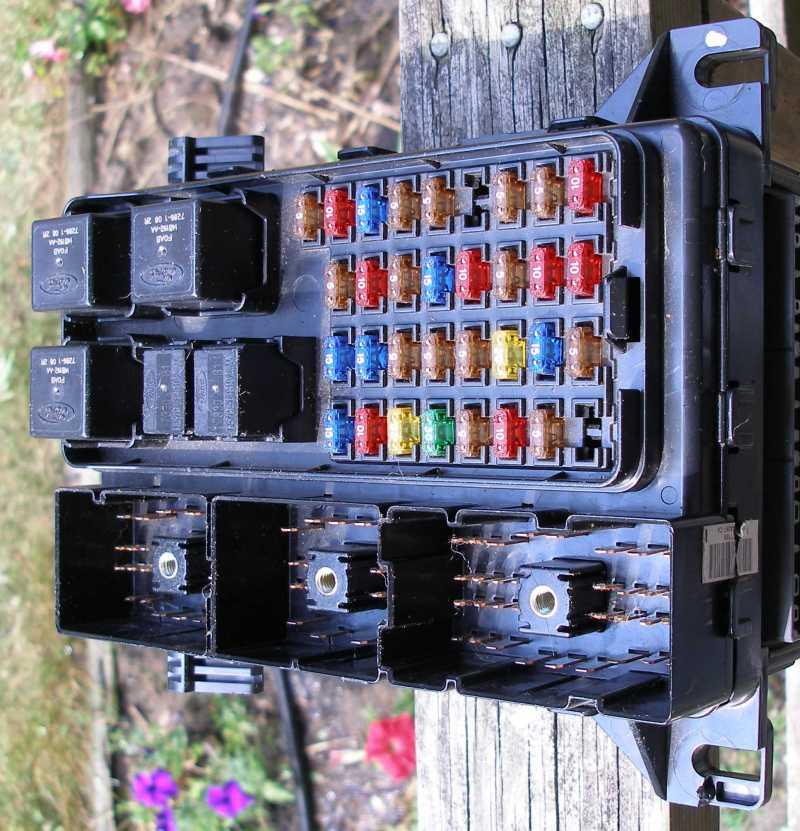 01 Taurus Fuse Box Schematic Diagram Electronic Schematic Diagram