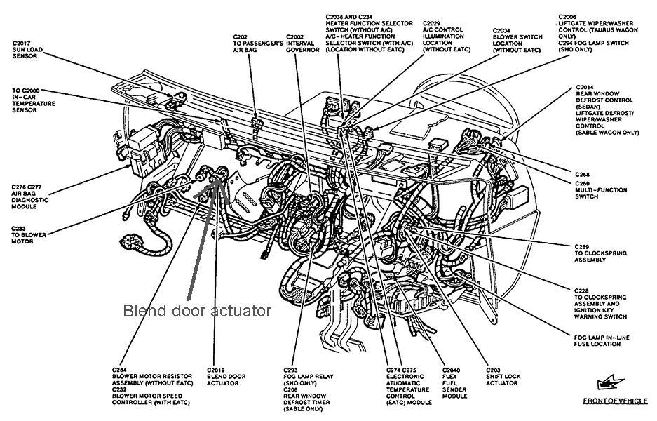 2009 dodge journey engine diagram actuator