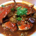 CHILLI CRAB NIGHT!