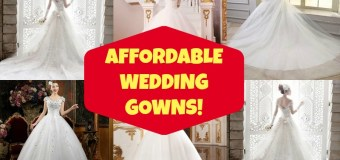 Affordable Wedding Gowns for 2015
