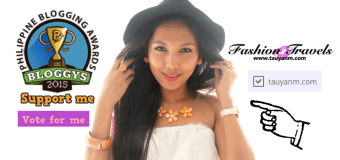 Philippine Blogging Awards – Vote tauyanm.com + Giving Away Roundtrip Tickets to Fukuoka, Japan