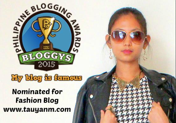 Philippines Blogging Awards Fashion blogger beauty blogger