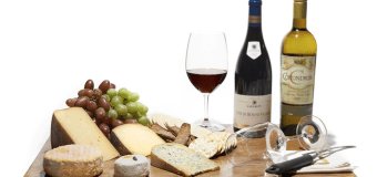 A Serious Cheat Sheet for a Serious Wine and Cheese Pairing