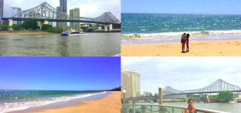 Travel Australia: Woodgate Beach and The Story Bridge (Photos and Videos)
