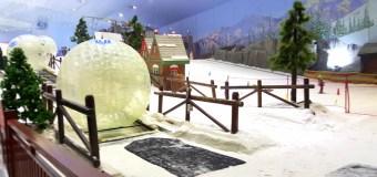 Travel Vlog: Mall of the Emirates, Ski Dubai, UAE (See Photos + Video) #SkiDubai