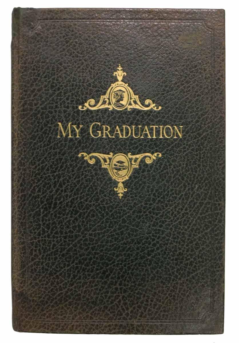 WEST DURHAM HIGH SCHOOL STUDENT\u0027S GRADUATION BOOK, 1923 - 1924